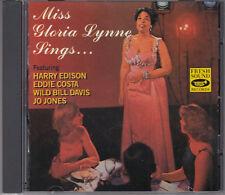 Gloria Lynne Miss Gloria Lynne Sings CD Harry Edison Eddie Costa Jo Jones