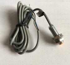 M8 NPN NC Hall Proximity Sensor Switch 6-36 Vdc NJK-5001D 8mm Barrel DC3-36 UK