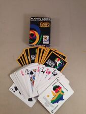 Fifa 2010 South Africa World Cup Playing Cards boxed