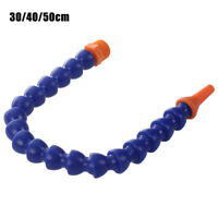 """1/4"""" Thread Flexible Water Oil Coolant Pipe Hose Tube for Lathe Milling CNC"""