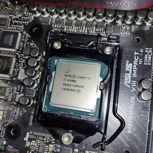 Intel Skylake i7-6700K CPU - LGA 1151