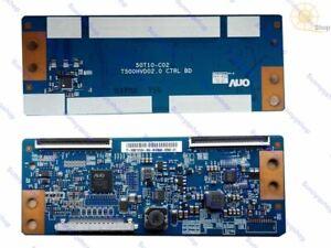 Original 50T10-C02 T500HVD02.0 CTRL BD T-CON board for REL500FY ADF-101 50E680F