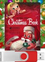 Vintage 1954 Sears Christmas Wishbook / Catalog On USB Drive Toys Clothes & More