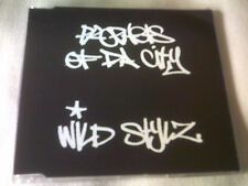 PROPHETS OF DA CITY - WILD STYLZ - UK CD SINGLE
