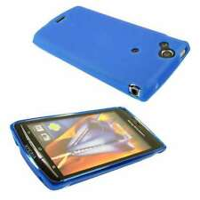 Smartphone Case for Sony Ericsson Arc / Arc S TPU-Case Protective Cover in blue