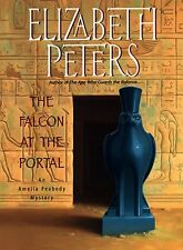 The Falcon at the Portal: An Amelia Peabody Mystery by Elizabeth Peters