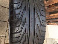 1x Sommerreifen Nokian Z 205/45 ZR17 88W XL DOT4706 7,5mm Sommer Reifen tyre