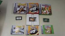 3x Gameboy Advance Spiele - Sammlung