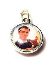 St Gerard relic medal patron of falsely accused people; good confessions;