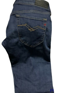 🌸REPLAY Newswenfani  Jeans Women Stretch  Waist 28 Leg 28 Button Fly🌸