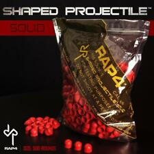Shaped Paintballs Projectile (Solid) (100ct) (Red)