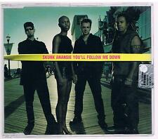 SKUNK ANANSIE YOU'LL FOLLOW ME DOWN CD SINGOLO CDS SINGLE NUOVO!!!
