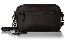 Steve Madden Livid Belt Bag Black One Size Womens Crossbody Bags 68.00