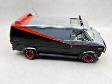 1:18..The A-Team - Hotwheels Elite - GMC A-Team Van   / Manu 242