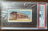 1926 Athens Greece - Theselon - W.D. & H.O. Wills card #40 - PSA 3.  Wonderful c