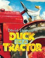 Duck on a Tractor by Shannon, David, NEW Book, FREE & Fast Delivery, (Hardcover)