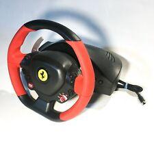 Thrustmaster Ferrari 458 Xbox One Steering Wheel - SOLD AS FAULTY
