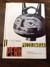 BUSHNELL IL PERÙ PRECOLOMBIANO IL SAGGIATORE 1969 -UOMO MITO VOL 3