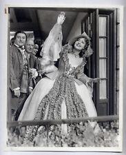 JEANETTE MACDONALD in NAUGHTY MARIETTA - VINTAGE ORIG PHOTO Operetta Singer