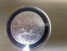 2012 Canada Silver 1 Oz Maple Leaf