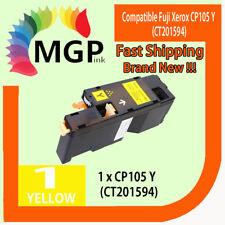 1x Yellow Toner for Fuji Xerox DocuPrint CP105b CP205 CP205W CM205 CM205b CP105