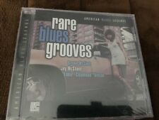 Rare Blues Grooves by Various Artists (CD, Dec-2001, LRC Records) NEW