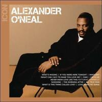 ONeal, Alexander : Icon: Alexander ONeal CD