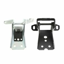 Door Hinge Upper Lower Pair Set Left Right for 80-96 Bronco F150 F250 Ranger LTD