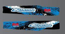 Yamaha YZF YZ motocross Swingarm Gráficos Pegatina Kit-Calcomanías-Motocross