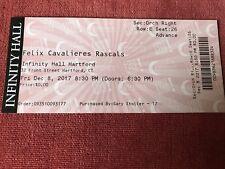 Felix Cavaliere's Rascals Ticket Hartford Infinity Hall 2017 Rock Hall of Famer