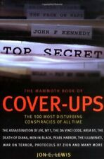 The Mammoth Book of Cover-Ups,Jon E. Lewis