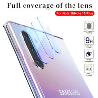 Ultra Thin Tempered Glass Back Camera lens Protector Film For Samsung Note 10+