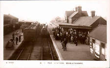 Mablethorpe. Great Northern Railway Station # S 11150 by WHS Kingsway.