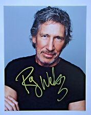 ROGER WATERS / PINK FLOYD /  SIGNED 8X10 CELEBRITY PHOTO