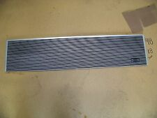 "SUB-ZERO part LG4811 48""x11"" top louvered grill for Models 532 & 590 retail $359"