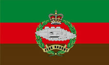 5' x 3' Royal Tank Regiment Flag British Army Military Armed Forces Banner
