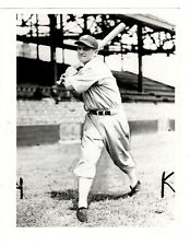 SPORTING NEWS COLLECTION PHOTO OF HALL OF FAMER HEINIE MANUSH WITH NEGATIVE