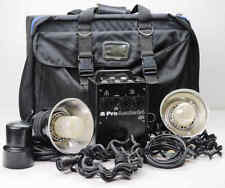 Profoto Acute 2400 Kit with 2 Heads, Head Extension, and Case - Ships Free