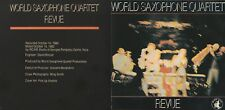World Saxophone Quartet - Revue - Black Saint, 1982