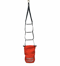 NEW - 18' Ladder Rescue System with Belay