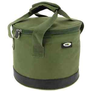 Boilie Bag Cooler Bag Bait Bag bis zu 6kg Boilies thermoisoliertes Carryall