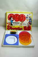 Disneytime Rotadraw Vintage Toy Drawing Art Disney Theme Mickey Minnie Pluto