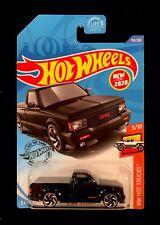 Hot Wheels New For 2020 '91 GMC Syclone • Black • VVHTF