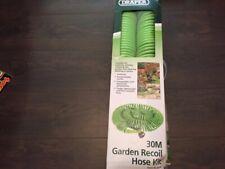 Draper 30M Garden recoil hose kit