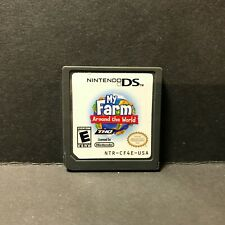 My Farm Around the World (Nintendo DS, 2009) Game Only # 095