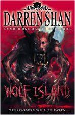 Wolf Island (The Demonata, Book 8),Darren Shan- 9780007260423