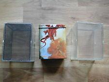 LOT DE 3 BOITE POUR CARTE/ BOX CARD LOT