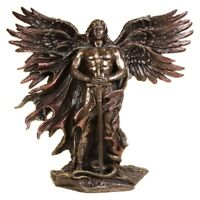 Metradon Archangel - Judaism - Bronze Figurine / Statue / Nemesis Now / Angels