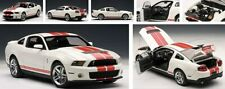 AUTOart 2010 Ford Mustang Shelby GT500 1/18 Scale Diecast Car Model Toy