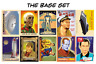 Acheron Mint Archives  Dick Tracy Gort Robot  A Boy and His Dog  card pack